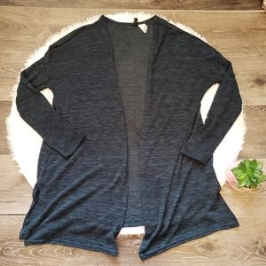 H&M Divided Open Front Cardigan
